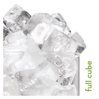 Ice-O-Matic ICE0250FAB25PP 336-lb/Day Full Cube Ice Maker w/ 242-lb Bin, Air Cooled, 115v
