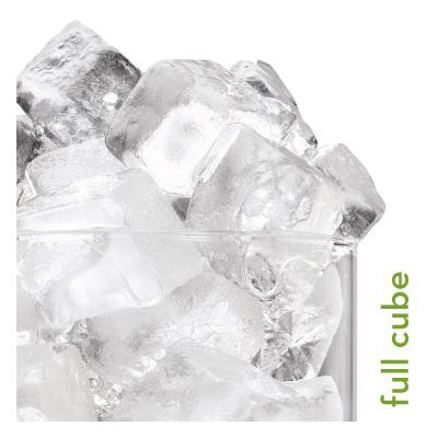 """Ice-O-Matic ICE0250FT 30"""" ICE Series™ Cube Ice Machine Head - 353-lb/24-hr, Air Cooled, 115v"""