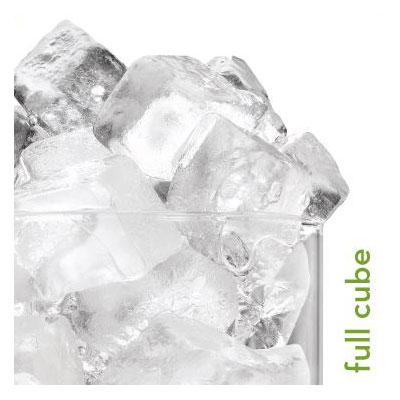 Ice-O-Matic ICE0250FTB25PP 353-lb/Day Full Cube Ice Maker w/ 242-lb Bin, Air Cooled, 115v