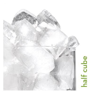 Ice-O-Matic ICE0250HAB25PP 336-lb/Day Half Cube Ice Maker w/ 242-lb Bin, Air Cooled, 115v