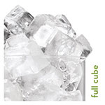 """Ice-O-Matic ICE0320FW 22"""" ICE Series™ Cube Ice Machine Head - 349-lb/24-hr, Water Cooled, 115v"""