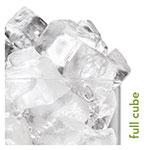 Ice-O-Matic ICE0400FA/B55PS 115V 505-lb/Day Full Cube Ice Maker w/ 510-lb Bin, Air Cooled, 115v