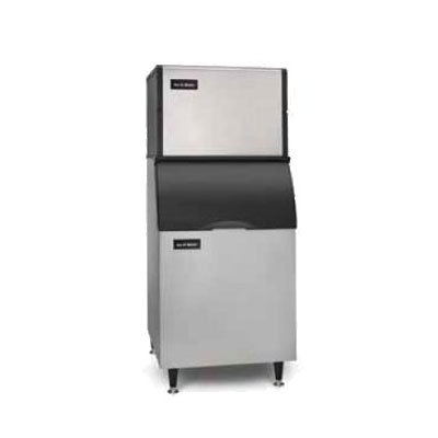 Ice-O-Matic ICE0400FW/B40PS 496-lb/Day Full Cube Ice Maker w/ 344-lb Bin, Water-Cooled, 115v