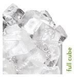 "Ice-O-Matic ICE0400HA 30"" ICE Series™ Cube Ice Machine Head - 505-lb/24-hr, Air Cooled, 115v"