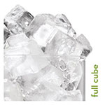 Ice-O-Matic ICE0400HAB40PS 505-lb/Day Half Cube Ice Maker w/ 344-lb Bin, Air Cooled, 115v