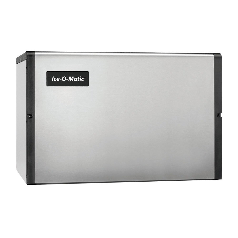 "Ice-O-Matic ICE0500FW 30"" ICE Series™ Cube Ice Machine Head - 596-lb/24-hr, Water Cooled, 115v"
