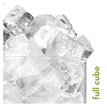 "Ice-O-Matic ICE0520FW 22"" ICE Series™ Cube Ice Machine Head - 527-lb/24-hr, Water Cooled, 115v"