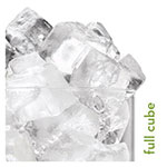 Ice-O-Matic ICE0606FA/B40PS 652-lb/Day Full Cube Ice Maker w/ 344-lb Bin, Air Cooled, 208v/1ph
