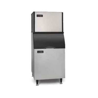 "Ice-O-Matic ICE0606FW 30"" Cube Ice Machine Head, 618-lb/24-hr, Water-Cooled, 208-230v/1ph"