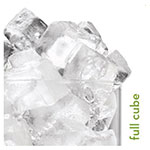 "Ice-O-Matic ICE0806FW 30"" ICE Series™ Cube Ice Machine Head - 898-lb/24-hr, Water Cooled, 208-230v/1ph"