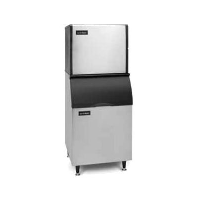 "Ice-O-Matic ICE1007FW 30"" ICE Series™ Cube Ice Machine Head, 935-lb/24-hr, Water-Cooled, 208-230v/3ph"
