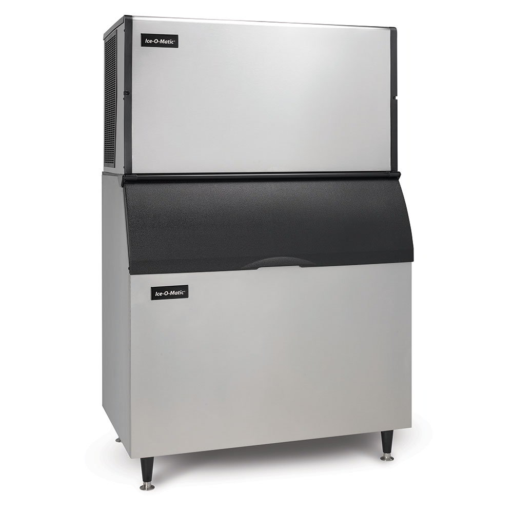 Ice-O-Matic ICE1406HAB100PS 1469-lb/Day Half Cube Ice Maker w/ 854-lb Bin, Air Cooled, 208v/1ph