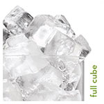 "Ice-O-Matic ICE1406HW 48"" ICE Series™ Cube Ice Machine Head - 1386-lb/24-hr, Water Cooled, 208-230v/1ph"