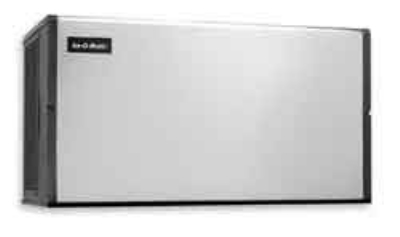 Ice-O-Matic ICE1806HW Ice Maker Half Cube 1832-lb/24-Hr Water Cooled 208-230/1 V Restaurant Supply