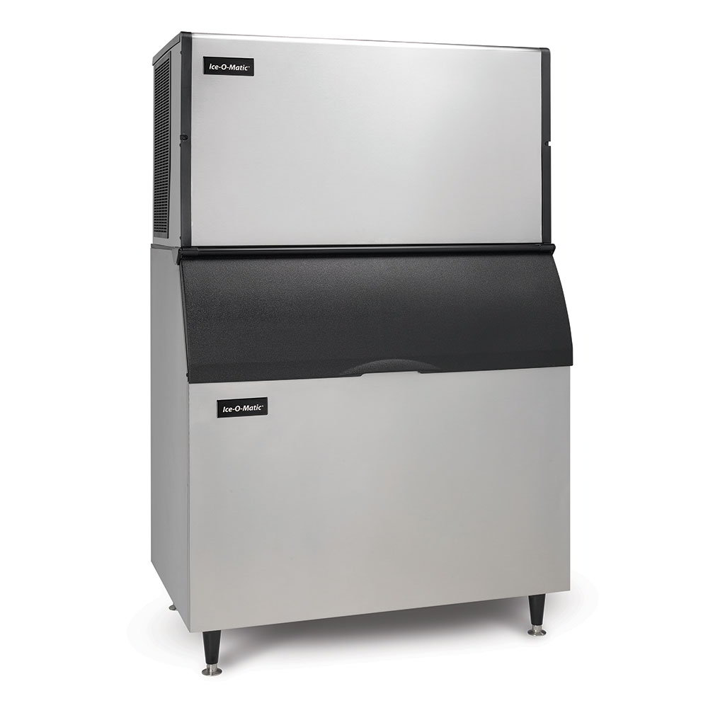 Ice-O-Matic ICE1806FWB100PS 1832-lb/Day Full Cube Ice Maker w/ 854-lb Bin, Water Cooled, 208v/1ph