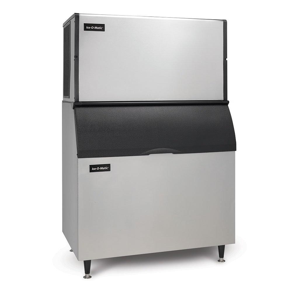 Ice-o-matic ICE1806FWB100PS 1832-lb/Day Full Cube Ice Maker w/ 854-lb Bin, Water Cooled, 208v/1ph