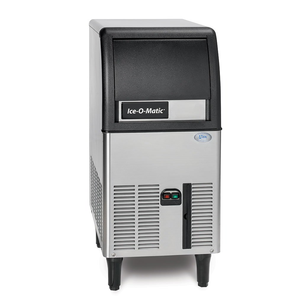 Ice-O-Matic ICEU070A Undercounter Top Hat Ice Maker - 84-lbs/day, Air Cooled, 115v