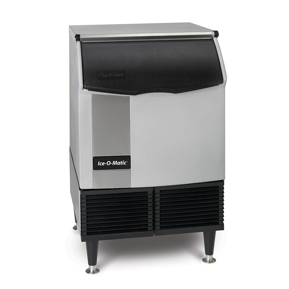 ICE-O-MATIC ICEU150FW Undercounter Full Cube Ice Maker - ...