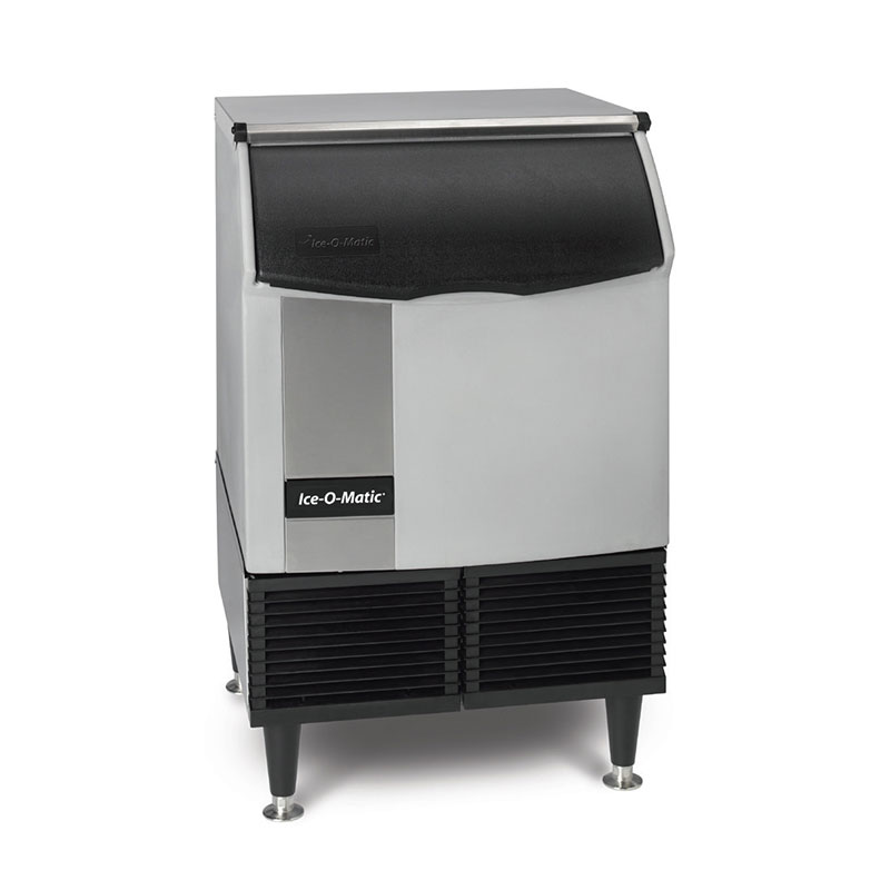 Ice-o-matic ICEU150HA Undercounter Half Cube Ice Maker - 185-lbs/day, Air Cooled, 115v