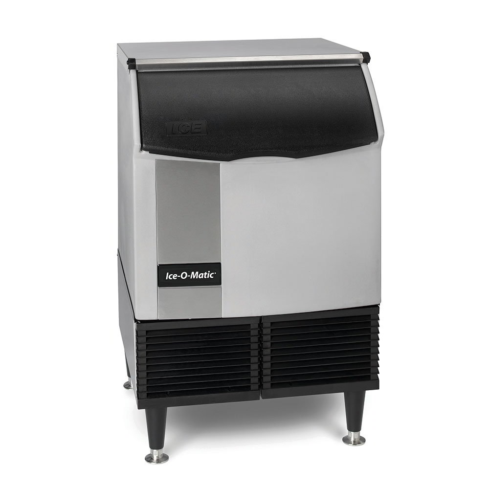 Ice-O-Matic ICEU220FW Undercounter Full Cube Ice Maker - 251-lbs/day, Water Cooled, 115v