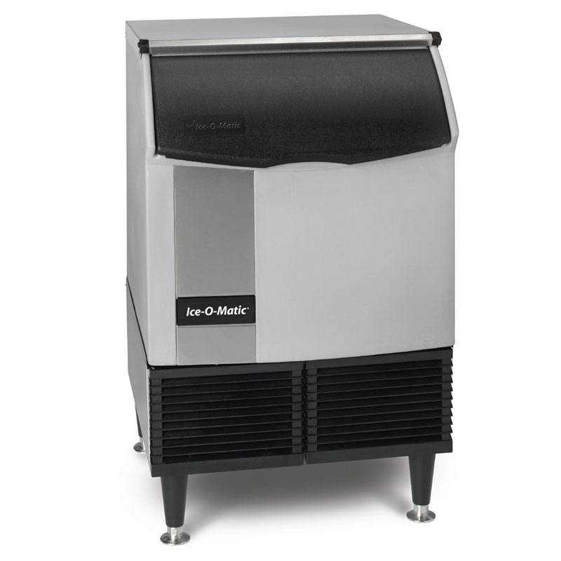 Ice-O-Matic ICEU220HA Undercounter Half Cube Ice Maker - 238-lbs/day, Air Cooled, 115v