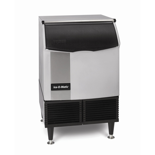 Ice-O-Matic ICEU226HA Undercounter Half Cube Ice Maker - 241-lb/24-hr, Air Cooled, 208-230v/1ph