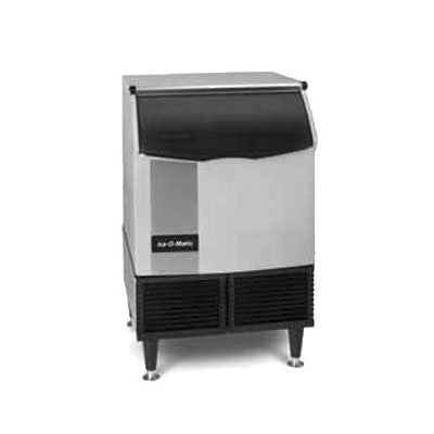 Ice-O-Matic ICEU226HW Undercounter Half Cube Ice Maker - 232-lbs/day, Water-Cooled, 208-230v/1ph