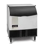 Ice-o-matic ICEU300HW Undercounter Half Cube Ice Maker - 356-lbs/day, Water Cooled, 115v
