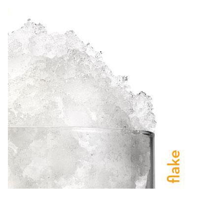 "Ice-O-Matic MFI0800A 21"" Flake Ice Machine Head - 900-lb/24-hr, Air Cooled, 115v"