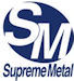 Supreme Metal PRA-4203 Bottle Rack w/ 3-Wells & Cover For 42-in Models