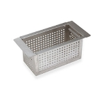 Supreme Metal A-23 5-in Perforated Basket For All Sink Blender Combinations