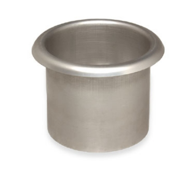 Supreme Metal A-6-L Waste Chute, Loose, Stainless