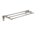 Supreme Metal TTR-2 Stationary Tubular Tray Slide, 31-13/16-in, Stainless