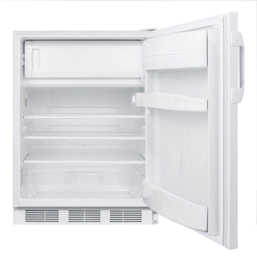 Summit AL650BI Undercounter Medical Refrigerator Freezer - Dual Temp, 115v