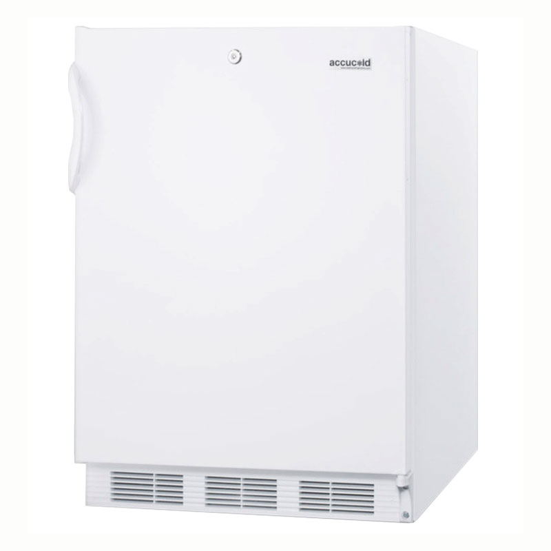 Summit Refrigeration AL750L 5.5-cu ft Undercounter Refrigerator w/ (1) Section & (1) Door, 115v