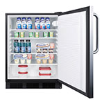 Summit ALB753BSSTB Undercounter Medical Refrigerator - ADA Compliant, 115v