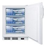 Summit ALF620 Undercounter Medical Freezer - ADA Compliant, 115v