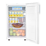 Summit CM411L7 4.1-cu ft Undercounter Refrigerator Freezer w/ (1) Section & (1) Door, 115v