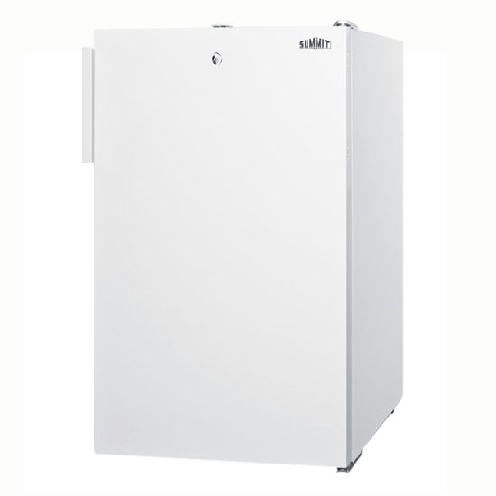 Summit CM411L Undercounter Medical Refrigerator Freezer - Dual Temp, 115v