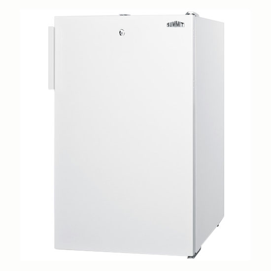 Summit CM411LBI Undercounter Medical Refrigerator Freezer - Dual Temp, 115v