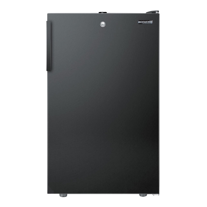 Summit CM421BL7 4.1-cu ft Undercounter Refrigerator Freezer w/ (1) Section & (1) Door, 115v
