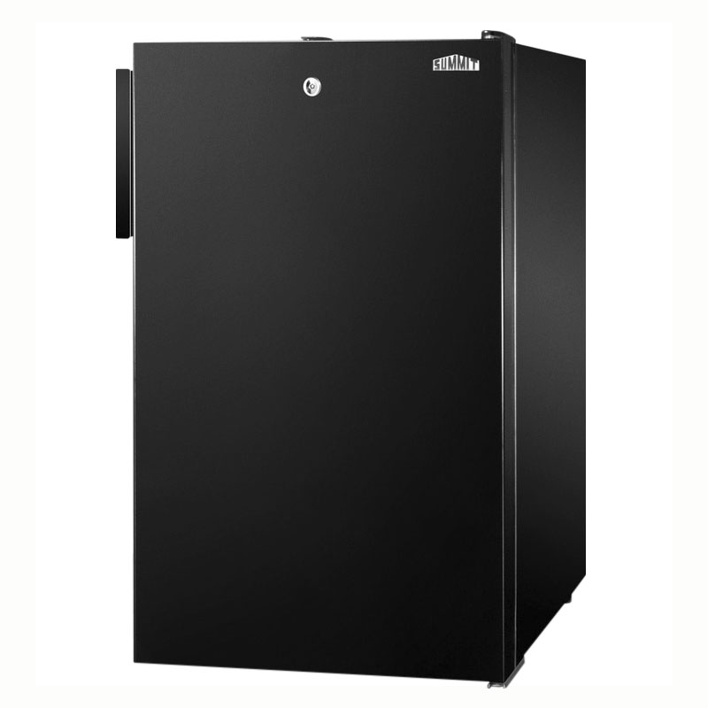 Summit CM421BL7ADA 4.1-cu ft Undercounter Refrigerator Freezer w/ (1) Section & (1) Door, 115v