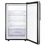 Summit CM421BLBIIF Undercounter Medical Refrigerator Freezer - Dual Temp, 115v