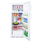 Summit CP133 Full Size Medical Refrigerator Freezer - Dual Temp, 115v