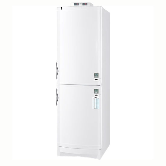 Summit CP171MED Full Size Medical Refrigerator Freezer - Dual Temp, 115v