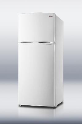 Summit FF1251WIM Counter-Depth Frost Free Refrigerator-Freezer w/ Ic Restaurant Supply