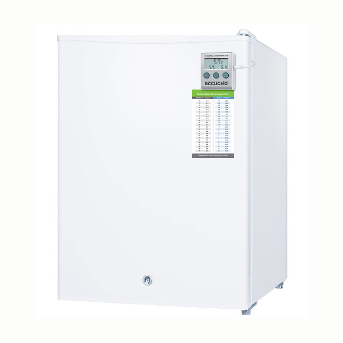 Summit FF28LWHPLUS Undercounter Medical Refrigerator - Locking, 115v
