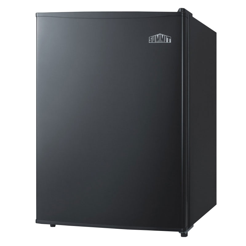 Summit FF29K Automatic Defrost Countertop All-Refrigerator, 18.5 in Wide, Black