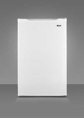 Summit Refrigeration FF410 WH Automatic Defrost Refrigerator-Freezer 19.63 in Wide White Restaurant Supply