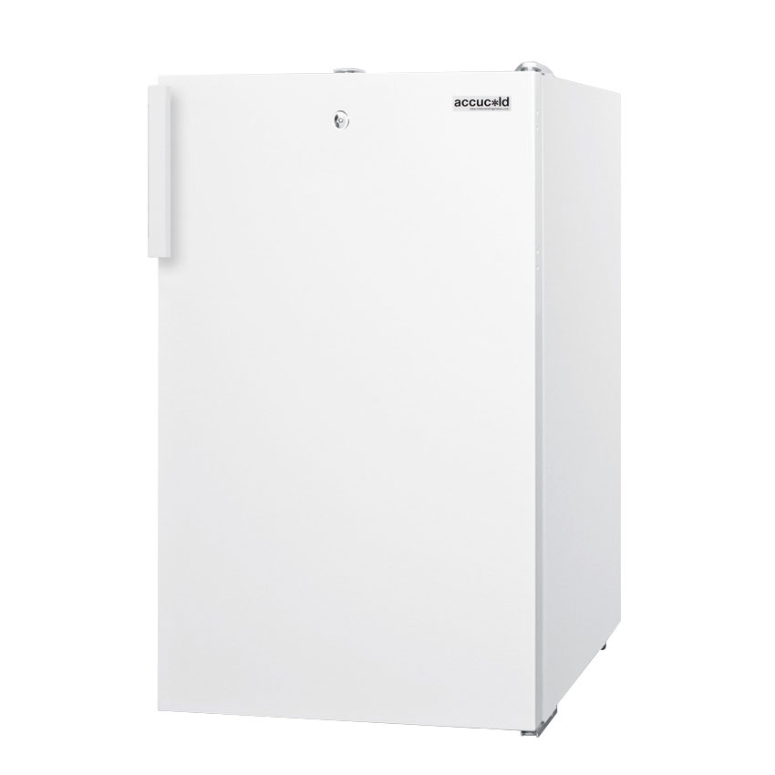 Summit FF511L7 4.1-cu ft Undercounter Refrigerator w/ (1) Section & (1) Door, 115v